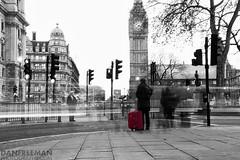 London - Waiting