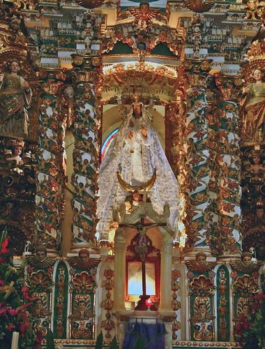 O19 Iglesia de San Francisco Acatepec