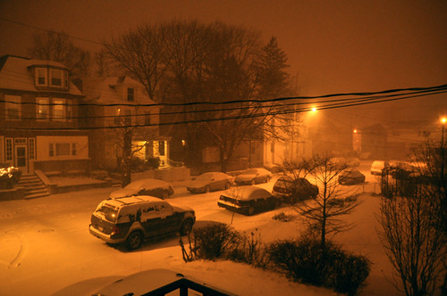 Winter Dec 2009 Nino's neighborhood
