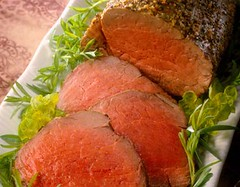 Traditional Rub Chateaubriand