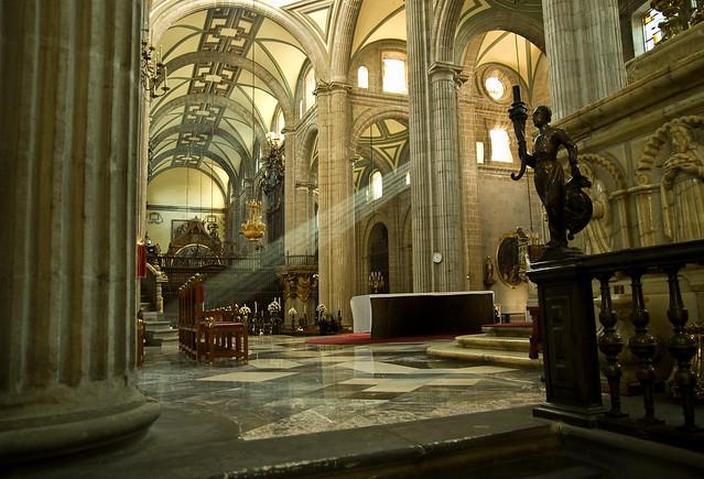Mexiko Stadt - Kathedrale