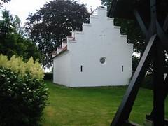 Ingelstrup Kapel set fra vest