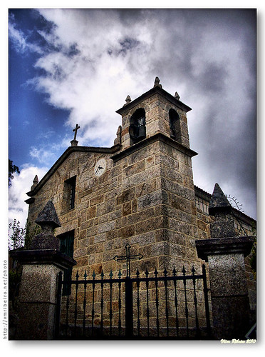 Matriz de Soajo by VRfoto