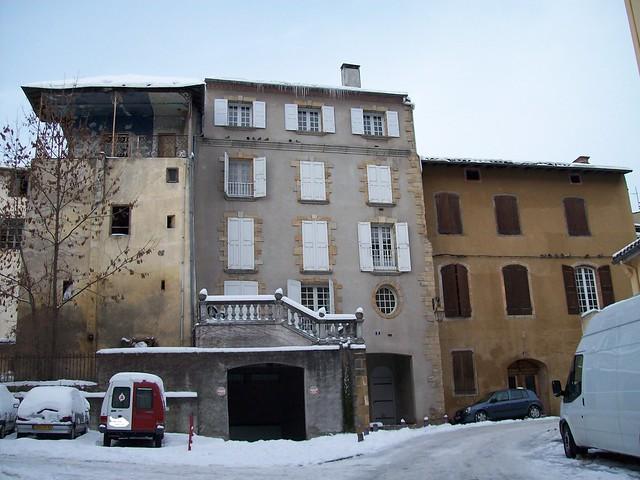 Header of Foix