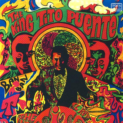 Global Views Lp: 1968-Tito-Puente-El-Rey-rare-vintage-psychedelic-stereo-lp