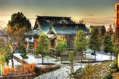 winter snow japan photoshop canon yokohama hdr nakagawa photomatix centerkita canonef24105mmf4lisusm 5xp canonkissx2