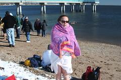 Super Bowl Sunday Polar Bear Swim