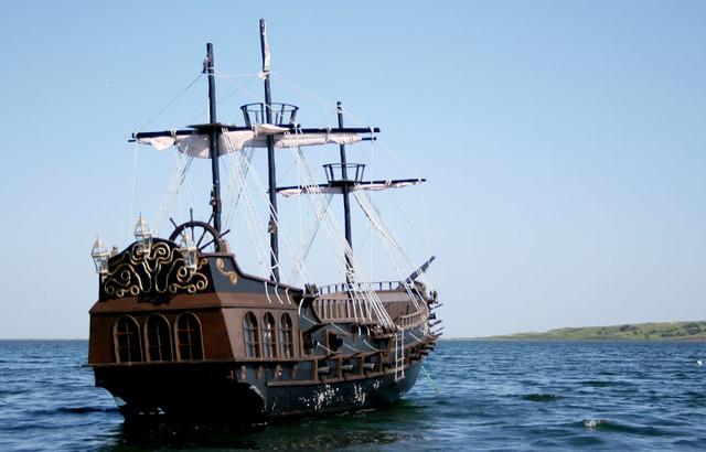 Photo - Photo de bateau pirate ...