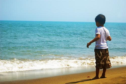 santa méxico mar playa veracruz semana montepío