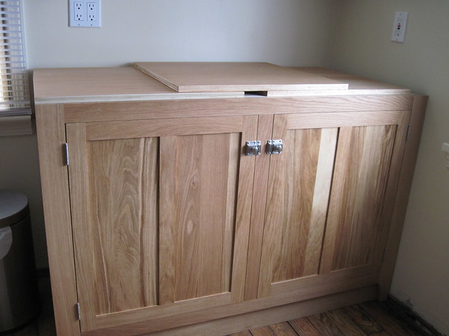 Stand alone kitchen cabinet flickr photo sharing for Stand alone kitchen units
