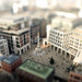 Tilt shift effect - London