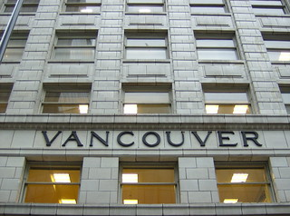THE VANCOUVER BLOCK VANCOUVER