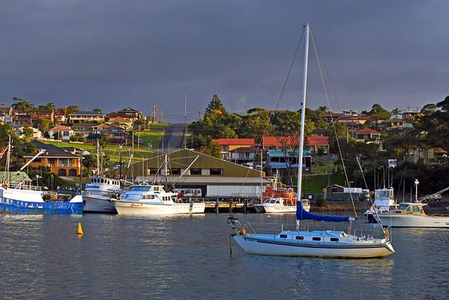Ulladulla Australia  city photos : Ulladulla, New South Wales, Australia, harbour IMG 3825 Ulladulla ...