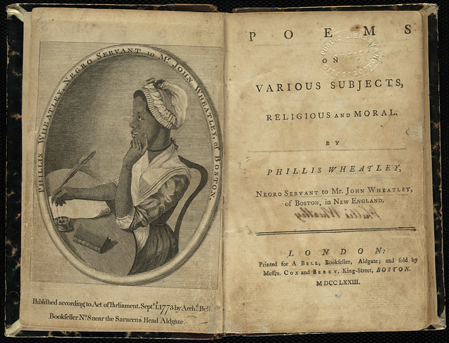 critical essays on phillis wheatley Criticism about phillis wheatley sorry there are no general critical sites about  phillis wheatley currently in the collection do you know of any that you can.