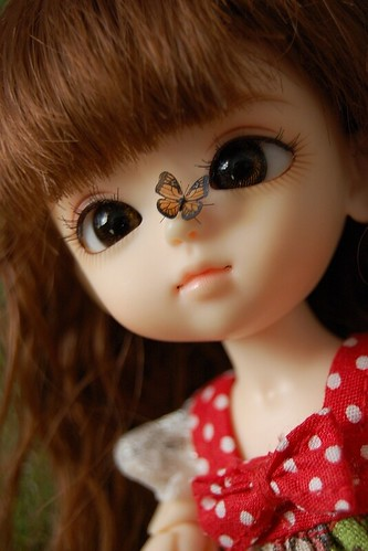 Angelina - Lati Doll By Spiritspics
