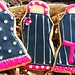 Apron set by The Cookie Jar