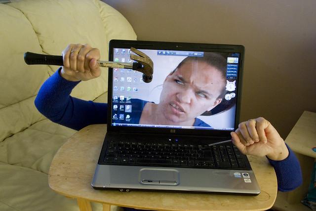Stupid Computer!!!