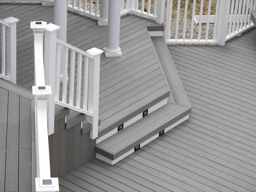 Evergrain decking material prices evergrain composite for Best composite decking material reviews