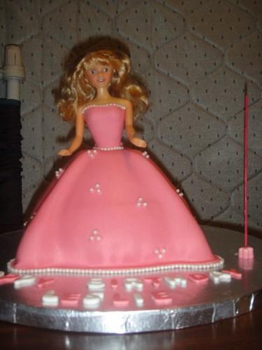Barbie Doll Cake Recipe Easy