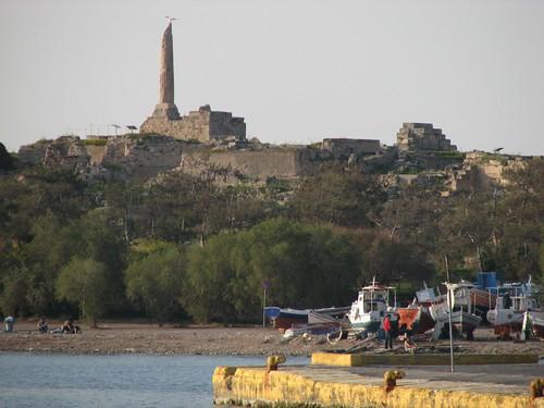 Kolona - Aegina