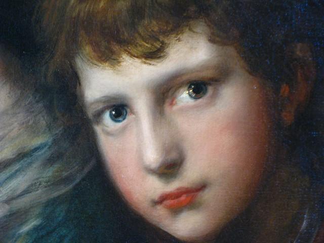 Gainsborough:  Thomas Linley
