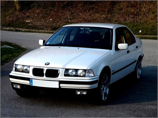 alpine white bmw e36 316i worldline flickr photo sharing. Black Bedroom Furniture Sets. Home Design Ideas