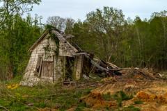 Abandoned Whitehouse Home
