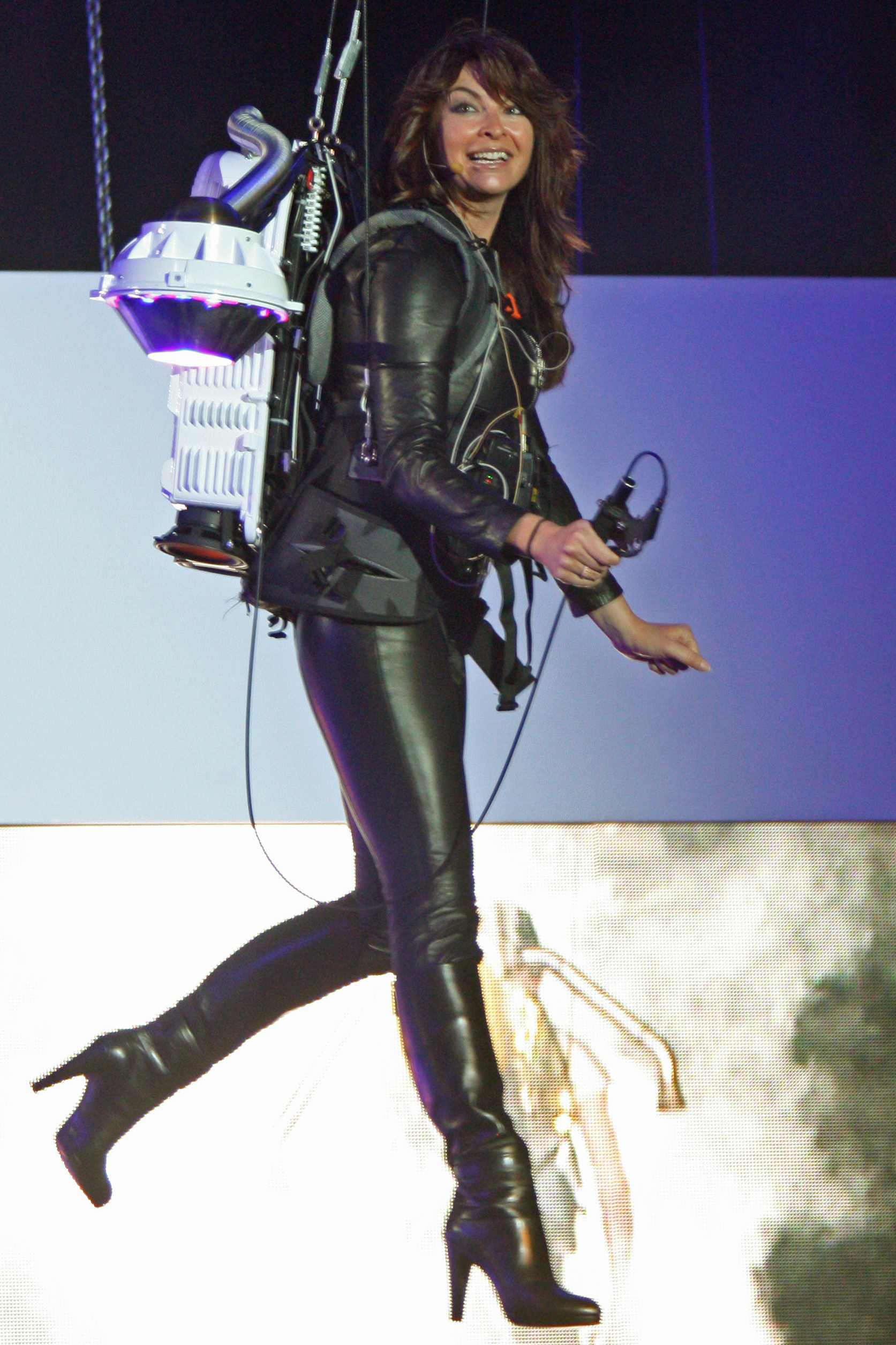 an image of gadget%20shopping Suzi Perry's