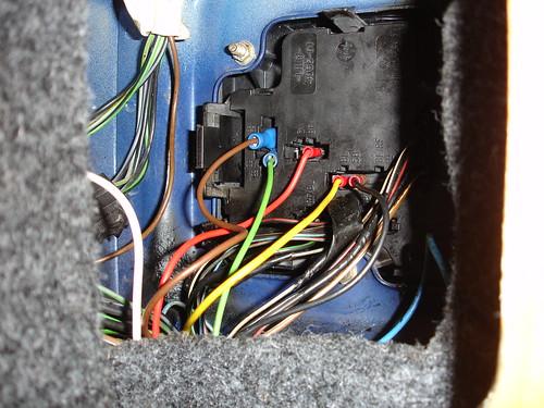 Vw T4 Brake Light Wiring Diagram : Towbar wiring vw t forum