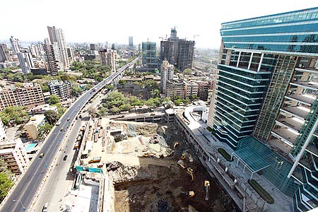 Mumbai and infrastructure