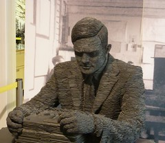 Turing statue