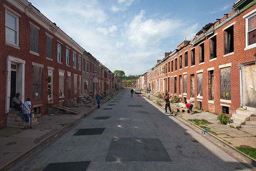 Row Houses In Baltimore Md : Row houses