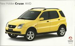 suzuki(0.0), automobile(1.0), automotive exterior(1.0), sport utility vehicle(1.0), mini sport utility vehicle(1.0), vehicle(1.0), compact sport utility vehicle(1.0), land vehicle(1.0),