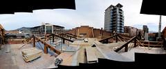 Ellis Street Panorama