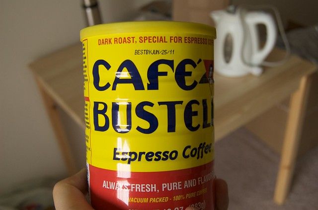 Cafe Bustelo Coffee To Water Ratio