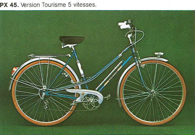Peugeot bicycle catalogs