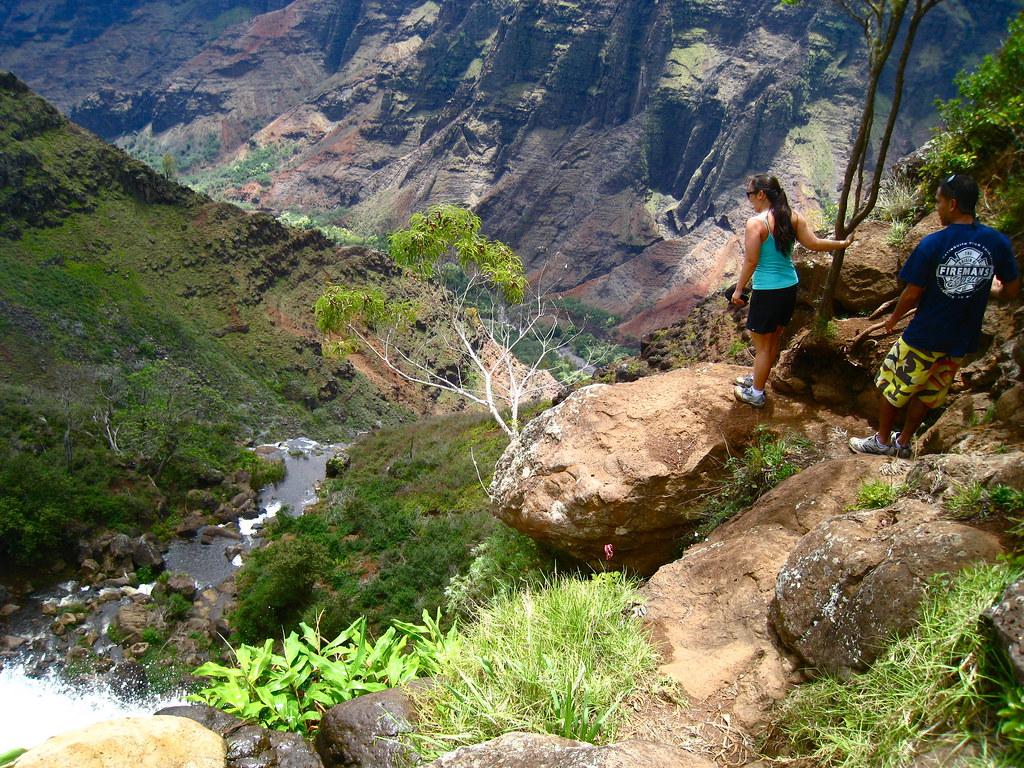 Waimea Canyon Hike, Kauai