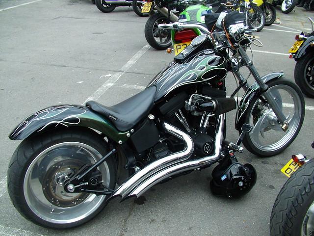 Harley Davidson Fxstb Night Train Review