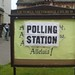 Small photo of Polling Station, Alleluia!