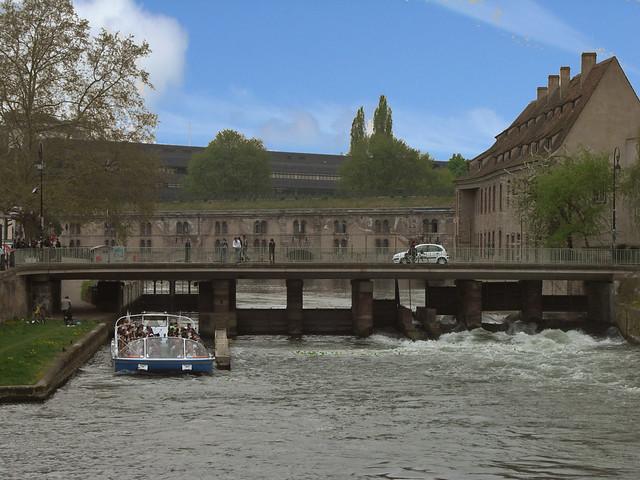 strasbourg barrage vauban flickr photo sharing. Black Bedroom Furniture Sets. Home Design Ideas