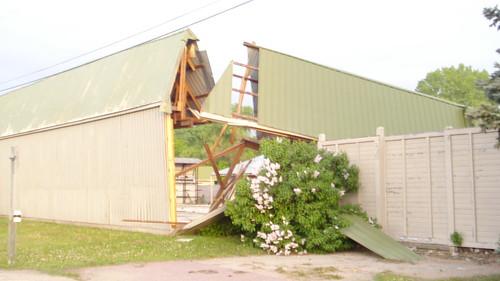 Chaska Building Center - Wind Damage - 05/05/10