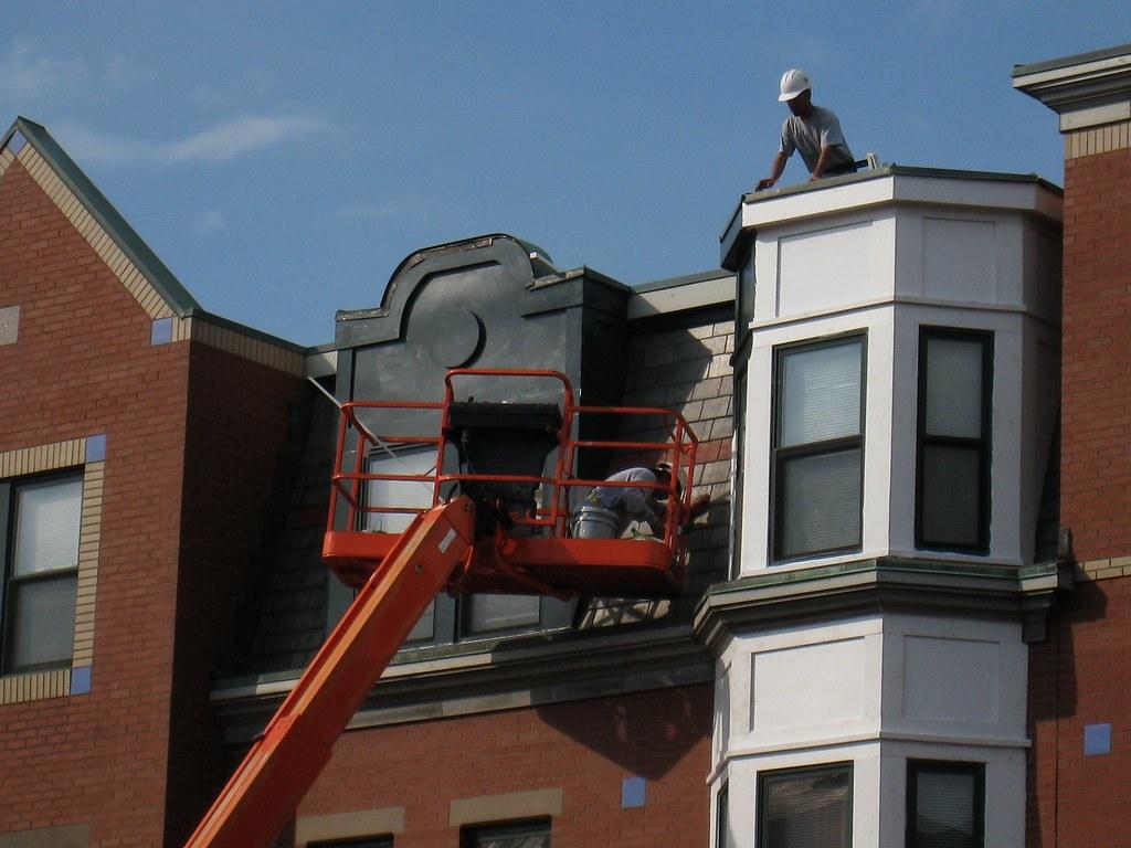 Bay window repair, Boston MA
