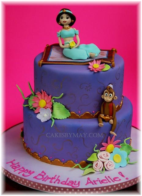 Jasmine cake - a gallery on Flickr
