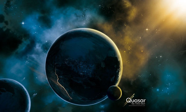 Quasar - The force field