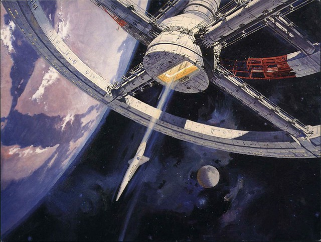 Robert McCall, art of ...