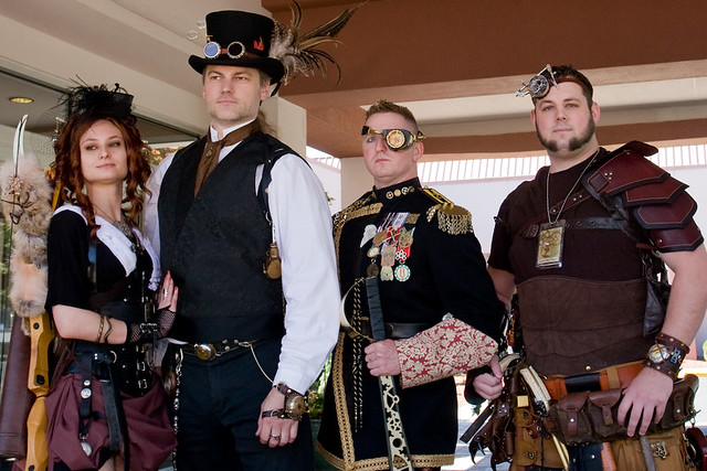 Steampunk Worlds Fair
