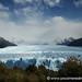 Perito Moreno Glacier and Fall Foliage - El Calafate, Argentina