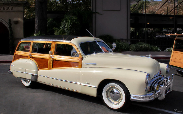 1948 Buick Super woody - fvr