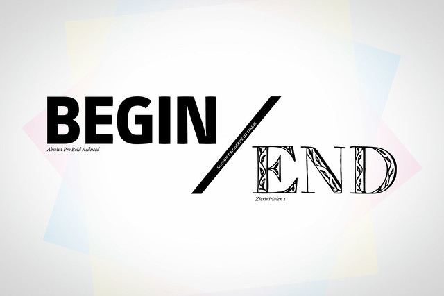 Begin / End from Flickr via Wylio