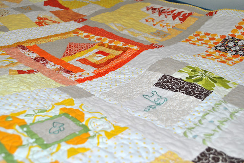 SewConnected Quilt detail